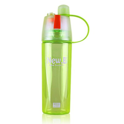 Гаджет   New B 600ml Portable Outdoor Cycling Spray Water Bottle Other Camping Gadgets