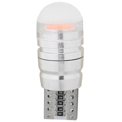 MZ T10-COB-1.5W Clearance FloodlightCar Lights<br>MZ T10-COB-1.5W Clearance Floodlight<br><br>Model  : MZ T10-COB-1.5W<br>Type   : Width Light<br>Connector: T10<br>LED type: COB<br>Feature: Easy to use<br>Emitting color : Green, Yellow, Pink, Blue<br>Voltage : 12 - 18V<br>Power : 1.5W<br>Lumens: 90LM<br>Adaptable automobile mode : Universal<br>Type of lamp-house : COB<br>Apply lamp position: External Lights<br>Product weight   : 0.006 kg<br>Package weight   : 0.060 kg<br>Product size (L x W x H)  : 3 x 1.2 x 1.2 cm / 1.18 x 0.47 x 0.47 inches<br>Package size (L x W x H)  : 12 x 8 x 1.3 cm / 4.72 x 3.14 x 0.51 inches<br>Package Contents: 1 x MZ T10-COB-1.5W Clearance Floodlight