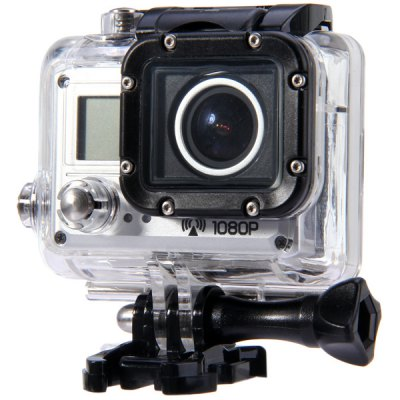 Amkov AMK5000S Wireless WiFi Waterproof Sports Action Camera