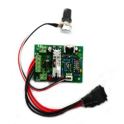Jtron 120W PWM Reversing Switch DC Controller Board