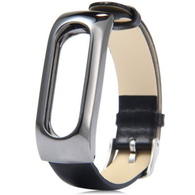 Leather Band Strap for Xiaomi Miband