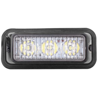 MZ Wired Car Warning LightCar Lights<br>MZ Wired Car Warning Light<br><br>Type   : Warning Lights, Fog Lights<br>Connector: Cable Connector<br>LED/Bulb quantity: 3<br>Feature: Warning Strobe, Easy to use<br>Light mode: Flicker<br>Emitting color : Yellow, White<br>Wavelength: 577-597nm<br>Voltage : 12V-24V<br>Power : 9W<br>Lumens: 540LM<br>Material  : Plastic<br>Adaptable automobile mode : Universal<br>Type of lamp-house : LED<br>Apply lamp position: External Lights<br>Product weight   : 0.134 kg<br>Package weight   : 0.2 kg<br>Product size (L x W x H)  : 10 x 4.5 x 3 cm / 3.93 x 1.77 x 1.18 inches<br>Package size (L x W x H)  : 13.5 x 5.5 x 5.5 cm / 5.31 x 2.16 x 2.16 inches<br>Package Contents: 1 x MZ Wired Car Warning Light, 2 x Screw, 2 x Screw Nut