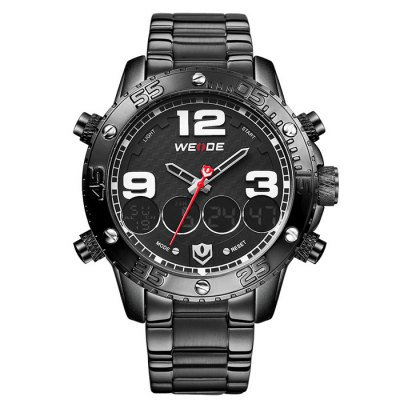 Гаджет   Weide WH3405 Male Japan Movt Watch Sports Watches
