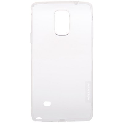 Фотография Nillkin Transparent TPU Phone Protective Back Cover Case with Ultrathin Design for Samsung Galaxy Note 4 N9100