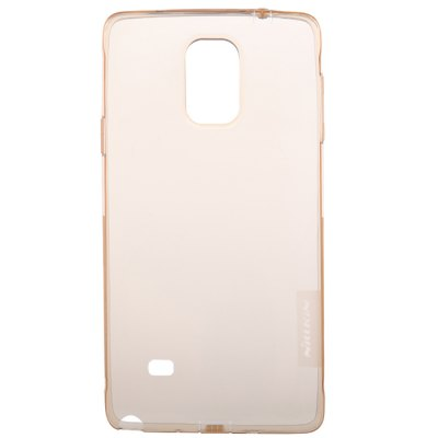 ФОТО Nillkin Transparent TPU Phone Protective Back Cover Case with Ultrathin Design for Samsung Galaxy Note 4 N9100