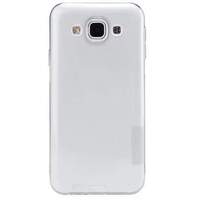 ФОТО Nillkin Transparent TPU Phone Protective Back Cover Case with Ultrathin Design for Samsung Galaxy E5 E500