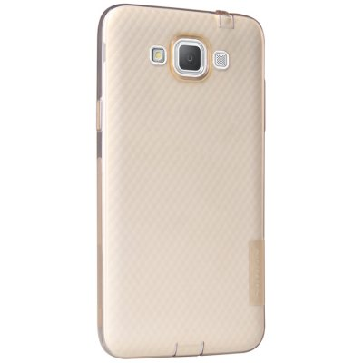 ФОТО Nillkin Transparent TPU Phone Protective Back Cover Case with Ultrathin Design for Samsung Galaxy Grand Max G7200