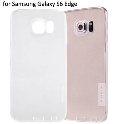 Nillkin Transparent Back Cover Case for Samsung Galaxy S6 Edge