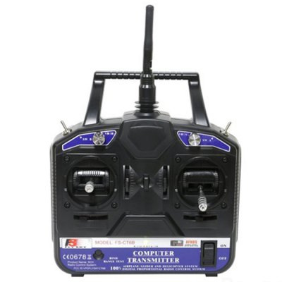 ФОТО FlySky FS - CT6B 2.4GHz 6CH Transmitter with Receiver FS - R6B for Aeroplane RC Quadcopter