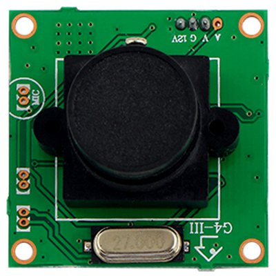 ФОТО HD 700TVL Digital CCD Security PCB Board FPV Audio Video Camera for DIY Multicopter