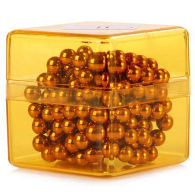 Гаджет   216Pcs 5mm Diameter Magic Magnetic Ball Puzzle Toy for DIY Project