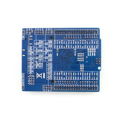 Waveshare XNUCLEO - F030R8 Development Board with 4 LED Light STM32F030R8 Chip for Mbed Arduino