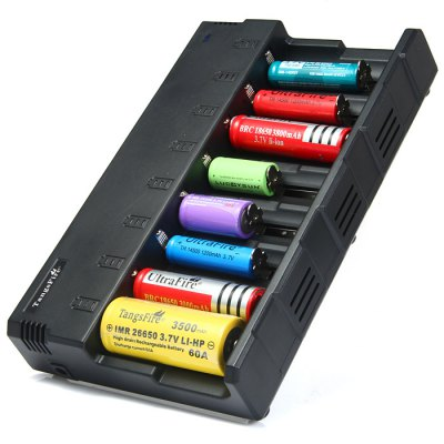 TangsFire HB - 8HA 8 Slots Battery Charger