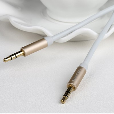 Гаджет   USAMS YP - 01 Stereo Audio Cable iPhone Cables & Adapters