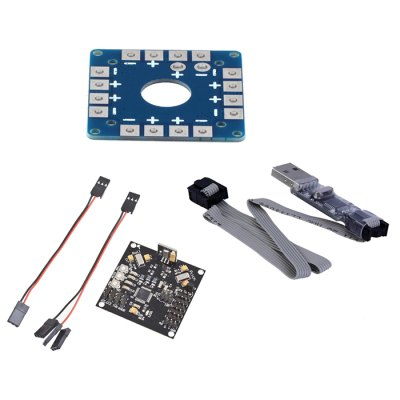 KKmulticopter V5.5 Board V2.2 Program + USB Programmer Firmware Loader