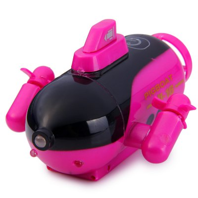Гаджет   Happy Cow 777 - 219 Mini RC Racing Submarine Boat Remote Control Toys with 40MHz Transmitter RC Boats