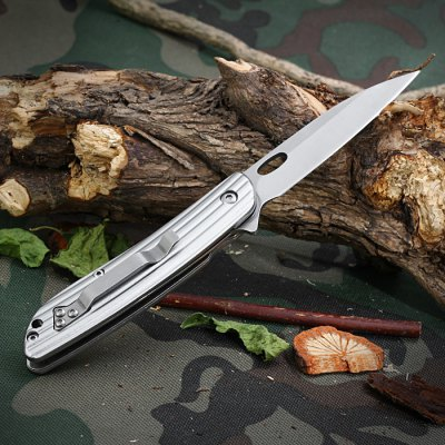 Гаджет   SR 0056 Folding Knife with 3Cr13 Steel Blade and Liner Lock Pocket Knives and Folding Knives