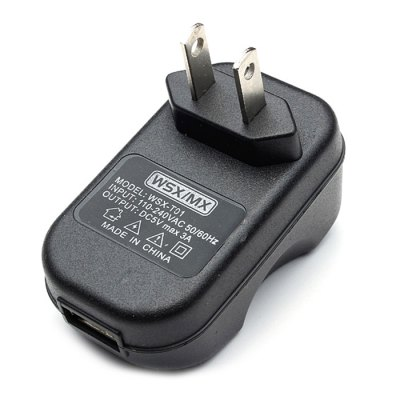 WSX / MX X5A - A08 5 in 1 Balance Charger 5Pcs 3.7V 520mAh 30C Battery 3A US Plug with EU ConnectorMulti Rotor Parts<br>WSX / MX X5A - A08 5 in 1 Balance Charger 5Pcs 3.7V 520mAh 30C Battery 3A US Plug with EU Connector<br><br>Type: Charger<br>Package weight: 0.250 kg<br>Package size (L x W x H): 14.500 x 5.000 x 9.000 cm / 5.709 x 1.969 x 3.543 inches<br>Package Contents: 5 x Battery, 1 x X5 Charger, 1 x US Charger Plug with EU Adapter