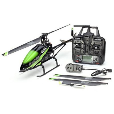 FX067C Flybarless RC Helicopter - US Plug