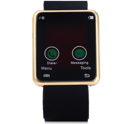 Touch Screen LED Watch Date Display Rubber Band WristwatchLED Watches<br>Touch Screen LED Watch Date Display Rubber Band Wristwatch<br><br>People: Male table<br>Watch style: LED, Fashion&amp;Casual, Outdoor Sports<br>Available color: Black, Red, Purple, Gold<br>Shape of the dial: Rectangle<br>Movement type: Digital watch<br>Display type: Digital<br>Hour formats: 12/24 Hour<br>Case material: Stainless Steel<br>Band material: Rubber<br>Clasp type: Pin buckle<br>Special features: Date<br>The dial thickness: 1.0 cm / 0.39 inches<br>The dial diameter: 3.5 cm / 1.38 inches<br>The band width: 2.2 cm / 0.87 inches<br>Wearable Length:: 16 - 22.5 cm / 6.30 - 8.86 inches<br>Product weight: 0.047 kg<br>Package weight: 0.097 kg<br>Product size (L x W x H) : 24.5 x 3.5 x 1 cm / 9.63 x 1.38 x 0.39 inches<br>Package size (L x W x H): 25.5 x 4.5 x 2 cm / 10.02 x 1.77 x 0.79 inches<br>Package contents: 1 x LED Watch