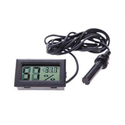 TS-H13976 Digital Thermometer Humidity Gauge