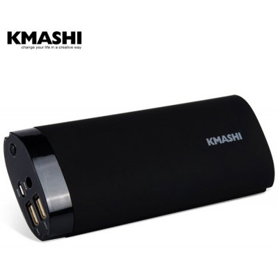 KMASHI MP828 20000mAh Quick Charge Mobile Power Bank Dual USB Port External Charger
