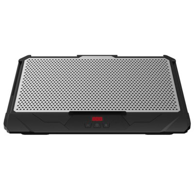 Гаджет   Popu-Pine N300 Touch Laptop Cooling Pad Height Adjustable with 9 Angle for Notebook Laptop Computer Parts & Accessories