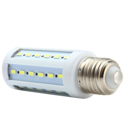 SZFC E27 10W SMD 5730 LED Corn BulbLED Light Bulbs<br>SZFC E27 10W SMD 5730 LED Corn Bulb<br><br>Brand : SZFC<br>Base Type: E27<br>Type: Corn Bulbs<br>Output Power: 10W<br>Emitter Types: SMD 5730<br>Total Emitters: 42<br>Actual Lumen(s): 1000Lm<br>CCT/Wavelength: 3000K, 6000K<br>Voltage (V): AC 110, AC 220, AC 85-265/50-60Hz<br>Features: Low Power Consumption, Long Life Expectancy<br>Function: Studio and Exhibition Lighting, Home Lighting, Commercial Lighting<br>Available Light Color: Warm White, White<br>Product Weight: 0.052 kg<br>Package Weight: 0.092 kg<br>Product Size (L x W x H): 11 x 3.5 x 3.5 cm / 4.32 x 1.38 x 1.38 inches<br>Package Size (L x W x H): 13 x 5 x 5 cm / 5.11 x 1.97 x 1.97 inches<br>Package Contents: 1 x SZFC E27 10W LED Corn Bulb