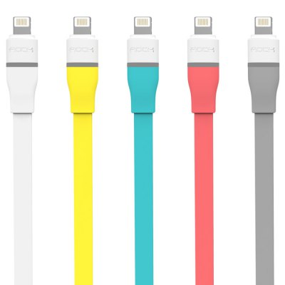Rock Flat 8 Pin Charging Cable