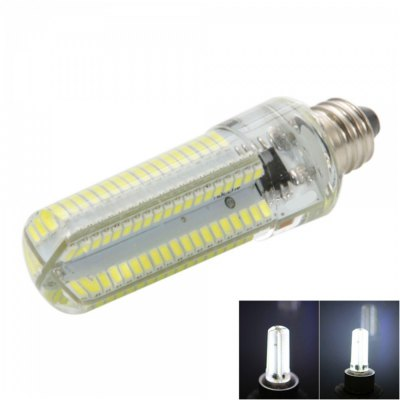 E11 4W 400Lm SMD3014 152-LED Dimmable LED Corn Light Bulb