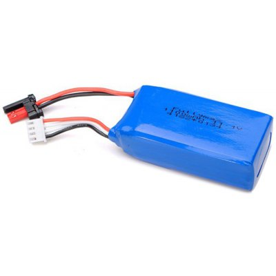 Extra Spare FX070C - 22 11.1V 1100mAh Battery for FX070C RC Helicopter