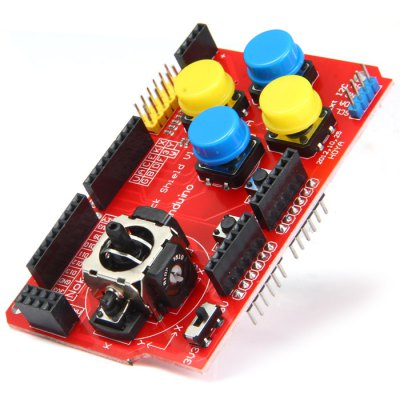JoyStick Shield V1.0 Rocker Expansion Board