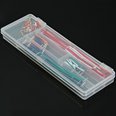 140PCS Jumper Wires Kit with Different Colors 14 Length for Arduino DIY Solderless Breadboard