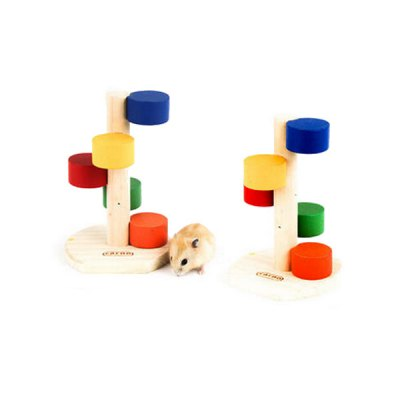 Гаджет   Wooden Colorful Climbing Ladder Toy