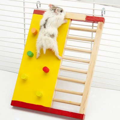 Wooden Climbing Ladder Sports Exercise Toy