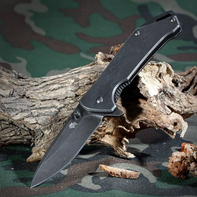 Sanrenmu 7089 LUY - SDW1 Foldable Knife with Liner Lock