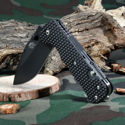 Sanrenmu 7045 LUI - PH - T4 Liner Lock Folding Knife - SanrenmuPocket Knives and Folding Knives<br>Sanrenmu 7045 LUI - PH - T4 Liner Lock Folding Knife<br><br>Type: Multitools<br>For: Adventure, Home use, Daily Use, Climbing, Camping, Hiking<br>Lock Type: Liner Lock<br>Blade Edge Type: Fine<br>Main Material: Stainless steel<br>Functions: Bottle opener, Wire cutting knife<br>Blade Length: 7.8 cm / 3.07 inches<br>Blade Width : 2.6 cm / 1.02 inches<br>Unfold Length: 16.3 cm / 6.42 inches<br>Fold Length: 9.7 cm / 3.82 inches<br>Color: Black<br>Product weight   : 0.077 kg<br>Package weight   : 0.157 kg<br>Product size (L x W x H)   : 9.7 x 3.2 x 1.3 cm / 3.81 x 1.26 x 0.51 inches<br>Package size (L x W x H)  : 17.0 x 7.8 x 2.3 cm / 6.68 x 3.07 x 0.90 inches<br>Package contents: 1 x Sanrenmu 7045 LUI - PH - T4 Folding Knife