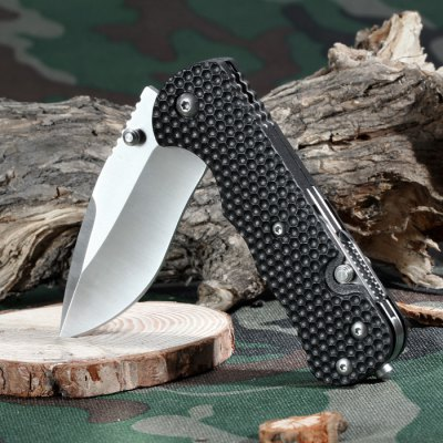 Sanrenmu 7045 LUC - PH - T4 Foldable Knife with Liner Lock