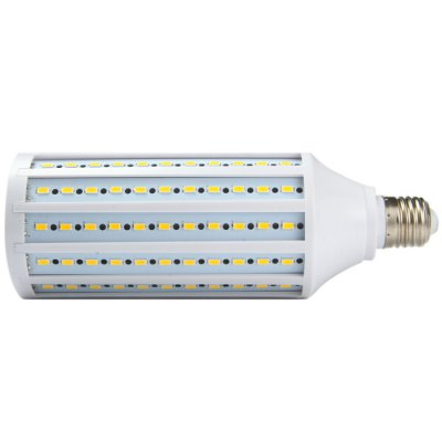 SZFC E27 40W SMD 5730 LED Corn LightLED Light Bulbs<br>SZFC E27 40W SMD 5730 LED Corn Light<br><br>Brand : SZFC<br>Base Type: E27<br>Type: Corn Bulbs<br>Output Power: 40W<br>Emitter Types: SMD 5730<br>Total Emitters: 165<br>Actual Lumen(s): 2800Lm<br>CCT/Wavelength: 3000K, 6000K<br>Voltage (V): AC 110, AC 220, AC 85-265/50-60Hz<br>Features: Low Power Consumption, Long Life Expectancy<br>Function: Commercial Lighting, Studio and Exhibition Lighting, Home Lighting<br>Available Light Color: Warm White, White<br>Product Weight: 0.235 kg<br>Package Weight: 0.293 kg<br>Product Size (L x W x H): 20.5 x 7.3 x 7.3 cm / 8.06 x 2.87 x 2.87 inches<br>Package Size (L x W x H): 23 x 9 x 9 cm / 9.04 x 3.54 x 3.54 inches<br>Package Contents: 1 x SZFC E27 40W LED Corn Bulb