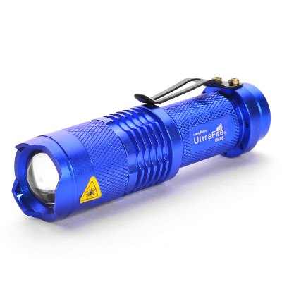 Ultrafire UK68 LED Flashlight Set
