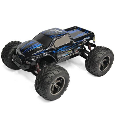 9115 Same Version GPTOYS S911 1 / 12 Scale 2WD 2.4G RC Car Supersonic Explorer Monster Truck Toy RC Racing Truggy Toy - US Plug