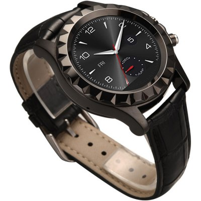 No.1 Sun S2 Smart Watch - NO1Smart Watches<br>No.1 Sun S2 Smart Watch<br><br>Brand: No.1<br>Built-in chip type: MT6260<br>Bluetooth version: Bluetooth 3.0<br>Bluetooth calling: Phonebook, Phone call reminder, Dialing<br>Messaging: Message reminder<br>Health tracker: Heart rate monitor, Pedometer<br>Remote control: Music remote, Camera remote<br>Notification: Yes<br>Anti-lost: Yes<br>Find phone: Yes<br>Other functions: Video, Calender, Voice recorder<br>Groups of alarm: 5 sets<br>Alert type: Vibration, Ring<br>Locking screen : 3 kinds of clock<br>Screen: LED<br>Screen resolution: 240 x 240 px<br>Screen size: 1.33 inch<br>Camera pixel: 0.3MP<br>Battery capacity: 350mAh<br>Standby time: About 90 hours<br>People: Unisex watch<br>Shape of the dial: Circular<br>Case material: Metal<br>Band material: Leather<br>Compatible OS: iOS, Android<br>Compatability: All Andorid phones<br>Language: Deutsch, Russian, Portuguese(Brazil), Spanish, Portuguese, English, Turkish, Simplified / TraditionalChinese, Italian, French<br>Dial size: 5.2 x 4.6 x 1.4 cm / 2.05 x 1.81 x 0.55 inches<br>The band width: 2.0 cm / 0.79 inches<br>Product size (L x W x H) : 21 x 4.6 x 1.4 cm / 8.25 x 1.81 x 0.55 inches<br>Package size (L x W x H): 12 x 10 x 8 cm / 4.72 x 3.93 x 3.14 inches<br>Product weight: 0.120 kg<br>Package weight: 0.25 kg<br>Package contents: 1 x No.1 Sun S2 Bluetooth 3.0 Smart Watch, 1 x USB Cable, 1 x Chinese and English Manual