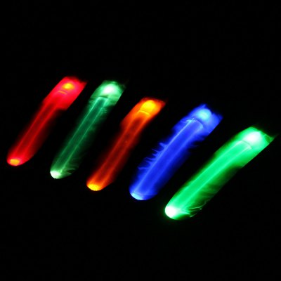 LED Lattice Plug Armband Green Light