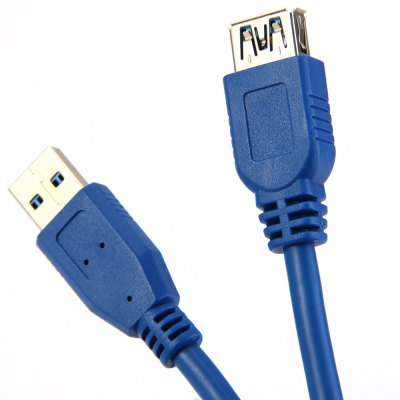 USB 3.0 Type A Male to Female Extension Cable