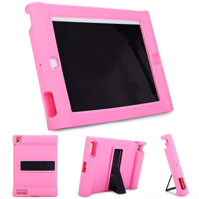 ZH - 4270 - 5 Silicone Protective Cover for iPad 2 3 4