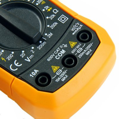 ФОТО HYELEC MS8233C Digital Multimeter