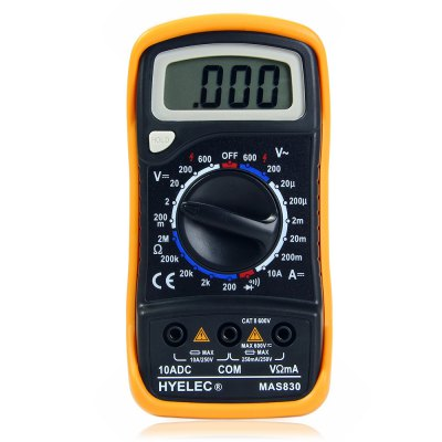 ФОТО HYELEC MAS830 Digital Multimeter