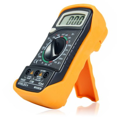ФОТО HYELEC MAS838 Digital Multimeter