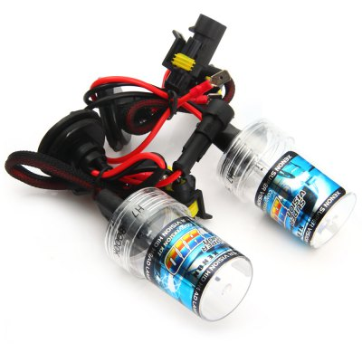 2pcs H7 12V 3600lm 35W 8000K Car HID Xenon Headlamp with Cool White Light