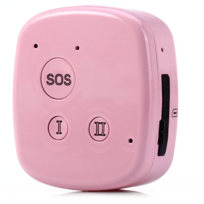 Personal GPS GSM GPRS Tracker with SOS E-fence Funtion